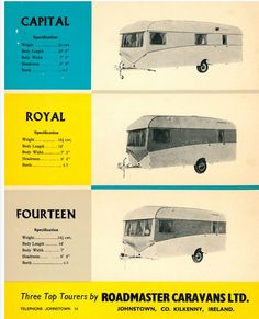 Camper Caravan, Campers, Trailer Wiring Diagram, Vintage Caravans, Mobile Homes, Airstream, Trailers, Colonial, 1950s