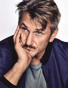 Sean Penn for Vanity Fair Italia