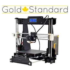Reprap Prusa i3 DIY Personal Mini 3D Printer ABS/PLA/WOOD/PVA/NYLON/TPU/PP/LUM