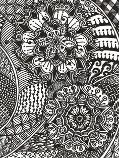 AJC: Zentangle Doodling