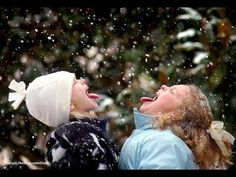 Let it Snow ! Snow Photography, Children Photography, Family Photography, Christmas Photography, Precious Moments, Snow Pictures, Winter Kids, Winter Snow, Winter Christmas