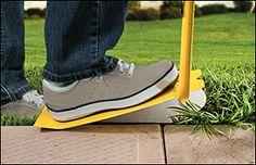 Stepping Edger - Gardening