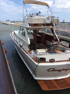 1967 Chris Craft Commander