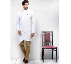 India Fashion Men, Nigerian Men Fashion, Indian Men Fashion, Fashion 2020, Men's Fashion, Wedding Kurta For Men, Wedding Dresses Men Indian, Wedding Dress Men, Wedding Suits