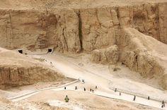 Luxor. La Valle dei Re - id: 4860
