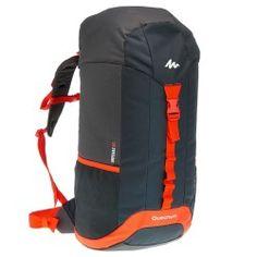 7cc51470ae 35 - Hiking - Arpenaz 40L Hiking Backpack - Black Orange