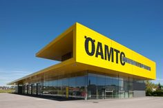 ÖAMTC Service Centers Upper Austria by PAUAT Architects