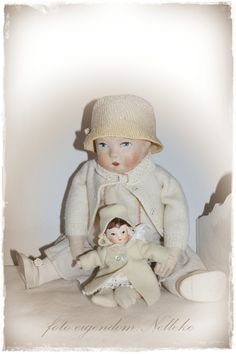 Willenelleke and a little doll-Kathe Cruse