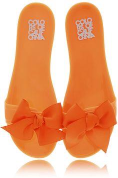 f603f57e7 43 Best Orange Flip Flops images