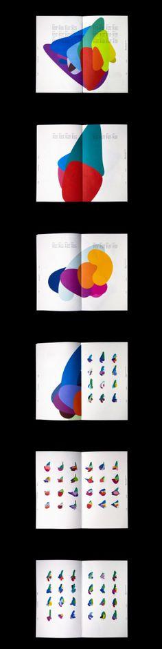 Colorimetry in Motion — Study of color by Nicolas Ménard, via creativeapplications.net