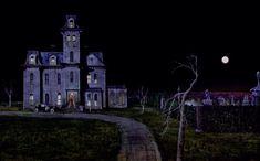 The Addams Family House On Fabulous Interior and Exterior Ideas with The Addams Family House Adams Family House, Home And Family, Beautiful Buildings, Beautiful Homes, Addams Family Tattoo, Family Quiz, Halloween Film, Lego Halloween, Halloween Rocks