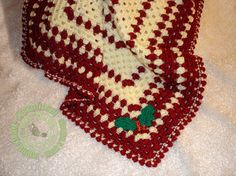 Hey, I found this really awesome Etsy listing at https://www.etsy.com/listing/84204021/christmas-baby-blanket-baby-blanket
