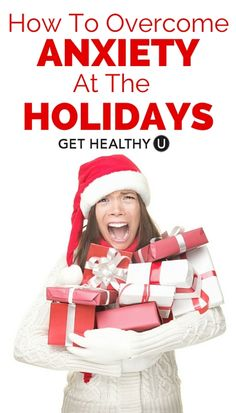 These holiday health strategies will help you enjoy yourself more and avoid becoming overwhelmed this holiday season.