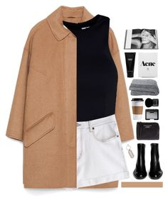 """nobody can drag me down"" by yeshi2003 ❤ liked on Polyvore featuring Zara, T By Alexander Wang, MTWTFSS Weekday, Ann Demeulemeester, Chanel, Acne Studios, NARS Cosmetics, Givenchy, Witchery and Rizzoli Publishing"