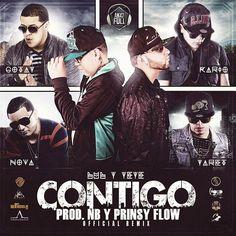 NEW - MP3'S - VIDEOS: Contigo - Gotay Ft Nova & Varios artistas