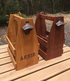 Personnalisé cadet de bière en bois caisse de par RoarTimberworks