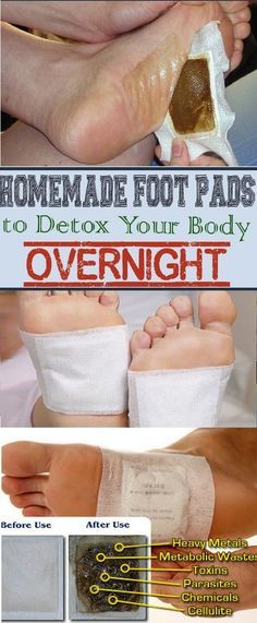 Homemade Foot Pads To Detox Your Body Overnight- How Can You make Them – Crazy. - Homemade Foot Pads To Detox Your Body Overnight- How Can You make Them – Crazywomens - Homemade Detox, Homemade Soaps, Homemade Beauty, Liver Detox, Cleanse Detox, Healthy Cleanse, Liver Cleanse, Body Cleanse, Healthy Food