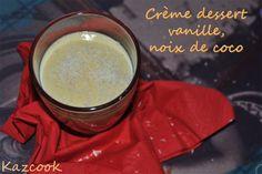 Un dessert rapide à tomber par terre avec Cuisio Pro, Lobodis et Terre Exotique ! http://kazcook.com/blog/archives/1112-Creme-dessert-vanille,-noix-de-coco-au-Cuisio-Pro.html