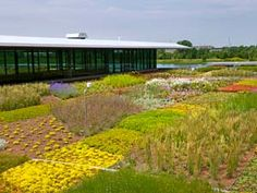 2009- Green Roof Garden unveiled     Atop the Plant Conservation Science Center, a 16,000 square-foot green roof garden was established. It became the largest, most encompassing such trial in the country with 40,000 plants representing 200 different species and cultivars.