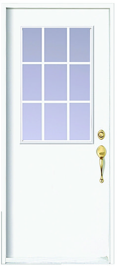 Steel Doors (Traditional Series) | Kohltech Windows and Entrance Systems Canada - Available at  sc 1 st  Pinterest & Steel Doors (Traditional Series) | Kohltech Windows and Entrance ...