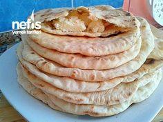 Mayasız Tava Ekmeği(yumuşacık)