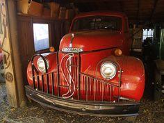 Studebaker, RED