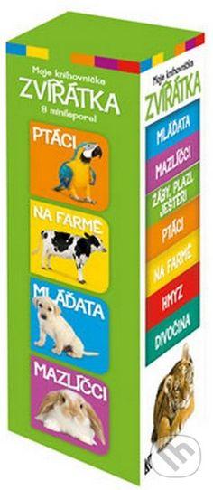 Moje knihovnička 2: Zvířátka > Knihy > Martinus.cz