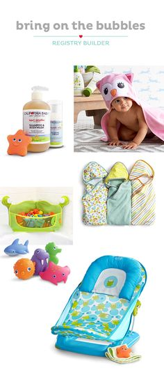 Top brands. Cute stuff. Yay for the Target Baby Registry.