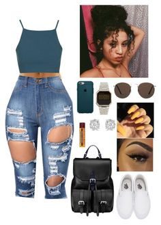 Piece of Mind 🌬 by viiga on Polyvore featuring polyvore, fashion, style, Topshop, Vans, Aspinal of London, Nixon, Effy Jewelry, Speck, MANGO, Burt's Bees and clothing