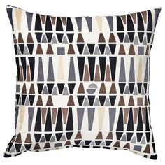 IKEA - MALISEN, Cushion, , Cotton velvet gives depth to the color and is soft to the touch.The duck feather filling feels fluffy and gives your body excellent support.The zipper makes the cover easy to remove.