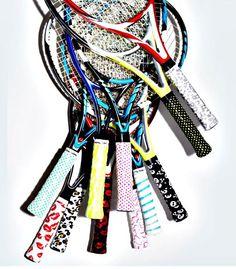 Pop Art #colors #tennis #racket #fluo