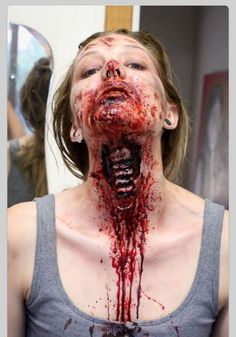 Makeup effects