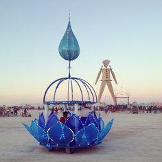 30 fotos incríveis que você vai fazer Wish You Were No Burning Man 2014