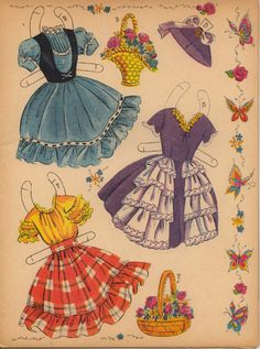 Flower Girls clothes page #1