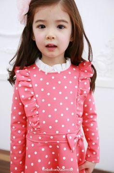 Lauren, model--for now. half Korean, half Canadian