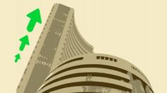 ICICI #Bank, Tata Steel, Adani Ports, GAIL and Tata Motors are gainers while Bharti is loser.