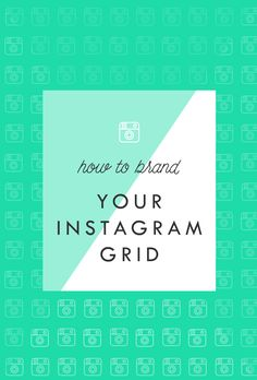 How to brand yourself on Instagram | June Mango Design Boutique