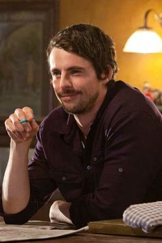 Matthew Goode in Leap Year