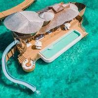The best Maldives honeymoons   CN Traveller Maldives Honeymoon, Best Honeymoon Destinations, Ayurvedic Spa, Big Swimming Pools, Domestic Flights, Treatment Rooms, Honeymoons, Travel Info, Ocean Beach