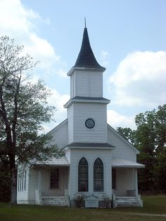 Sears Chapel Methodist Church est 1860