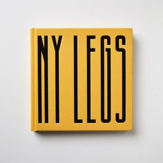 NY LEGS book cover