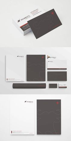 A brand identity creation for a business that offers 360-degree solutions.