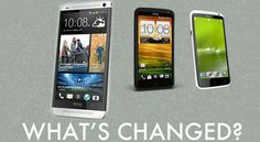 HTC One vs One X, One X+: what's changed?