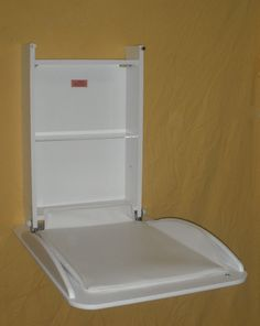 wall mounted baby changing table or changing station
