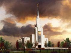 Twin Falls, Idaho LDS Temple