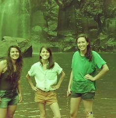 - acampamento cachoeira de mandaguari