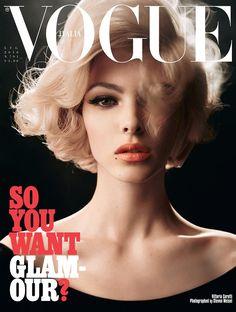 Vogue Italia July 2016 : Vittoria Ceretti by Steven Meisel - Page 10 - the Fashion Spot