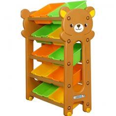 Ящик для игрушек – удобный аксессуар для детской комнаты