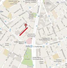 Ankara, Map, Location Map, Maps