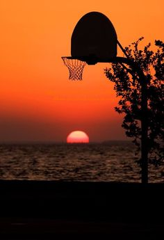 Items similar to Basketball Sunset X 14 Print) on Etsy - Carolin Street Basketball, Basketball Memes, Basketball Practice, Basketball Workouts, Basketball Skills, Basketball Pictures, Love And Basketball, Sports Basketball, College Basketball